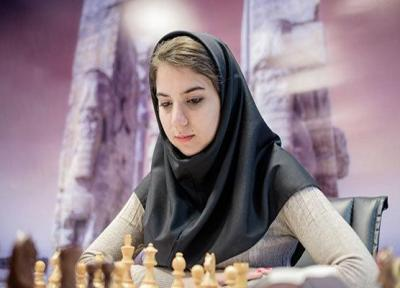 صعود 18 پله ای سارا خادم الشریعه در رنکینگ جهانی شطرنج