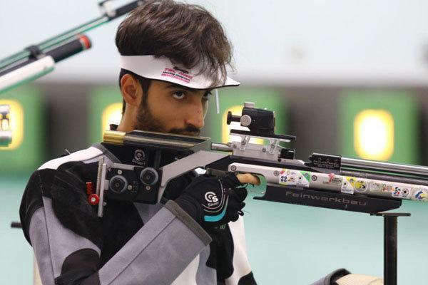 تیم تفنگ بادی جوانان ایران نایب قهرمان دنیا شد