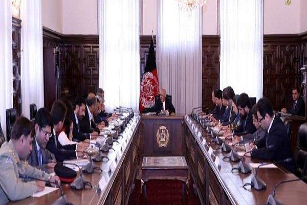 اشرف غنی با وزیر خارجه پاکستان دیدار کرد