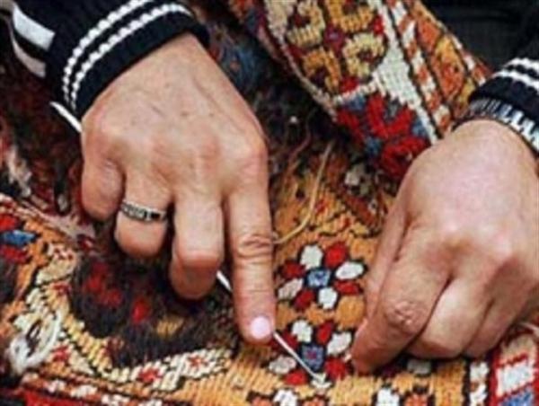 حضور بیش از 1300 نفر در دوره های آموزشی صنایع دستی اردبیل در سال 97