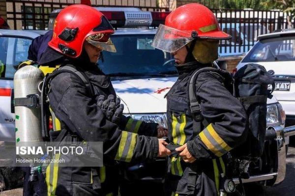 انتشار فرم های استخدامی آتش نشانان تا خاتمه دی، امکان ثبت نام زنان در آزمون