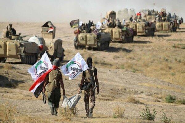 حشد شعبی نقشه حمله تروریستی به سامراء را ناکام گذاشت